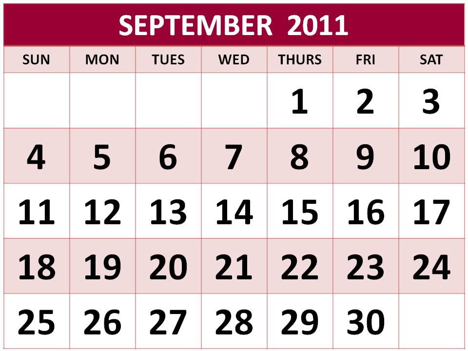 excel calendar 2011. 2011 excel calendar. free 2011
