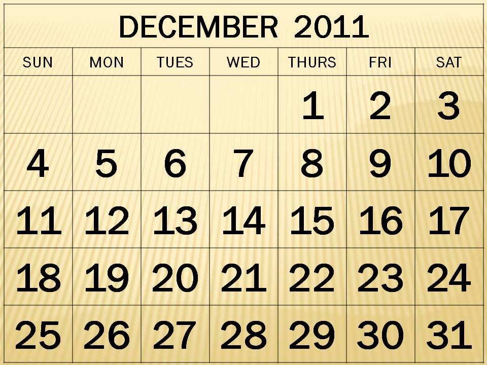 december calendar. free december calendar lt