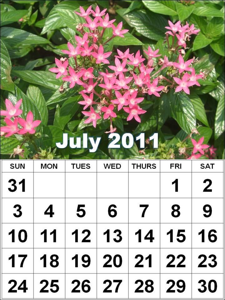 free yearly calendar 2011 template. 2011 Free Annual Calendar