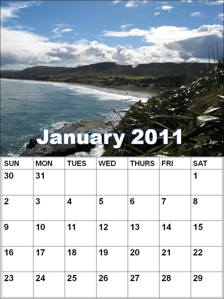 january calendars. january calendars 2011.