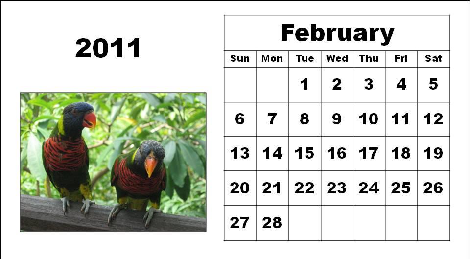 printable february calendar 2011. Calendar+2011+printable+