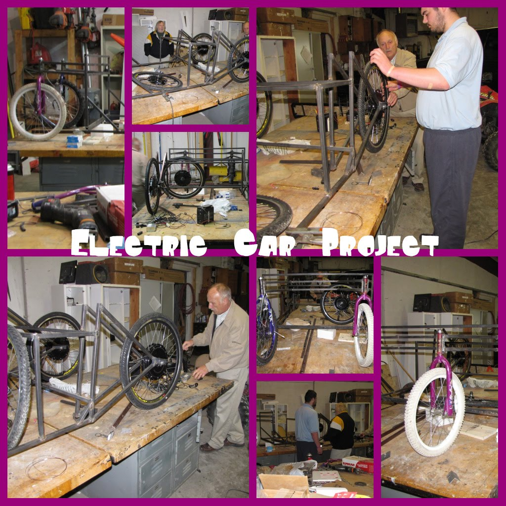 School Projects on Electricity Electric Car Project