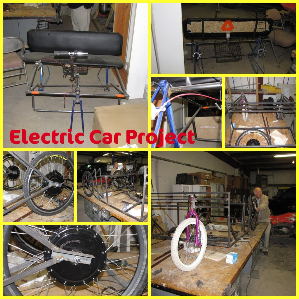 School Projects on Electricity Long Electric Car Project