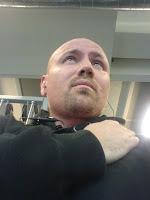 Tobbe på gymmet, men länken går till LinkedIn :)