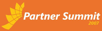 Microsoft Partner Summit - Solna 6 september