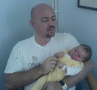 Tobias och lille Benjamin