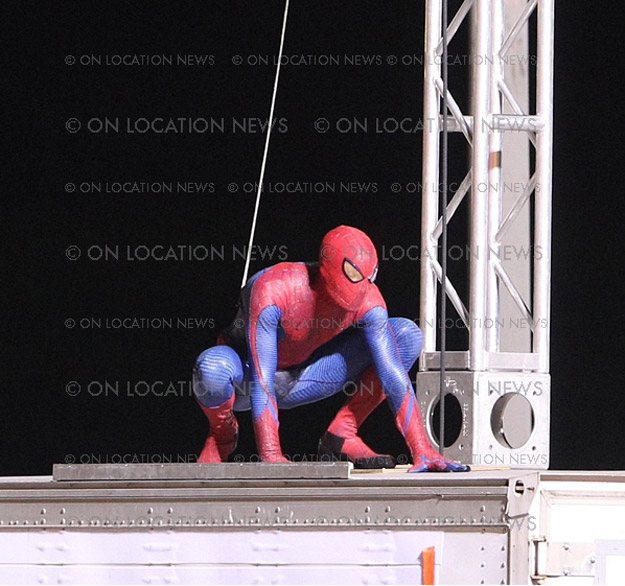 Novo Homem Aranha em Ação