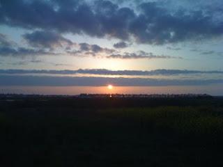 Arcata sunset