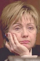 Hillary lost