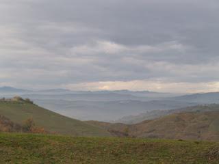 Valli tra Sogliano e Strigara