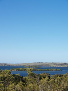 Pellican Lagoon: isole
