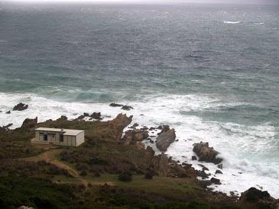<br />Capo Spartel, casa sull'Atlantico