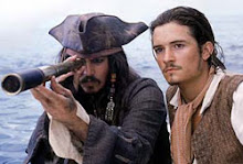 Captian Jack and Will