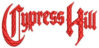RockStiches: CYPRESS HILL LOGO