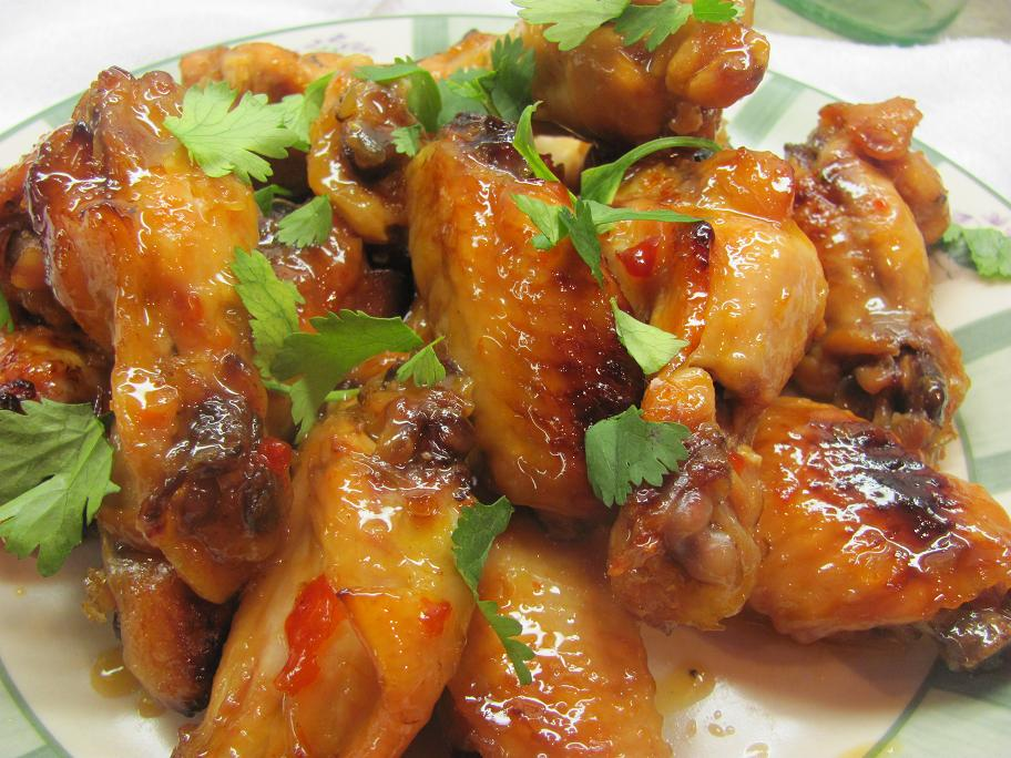 Asian chicken reciepe you