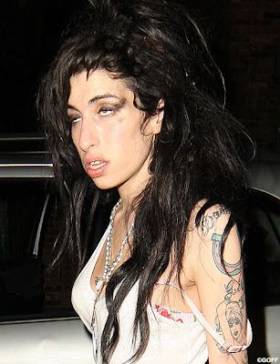 amy winehouse morta