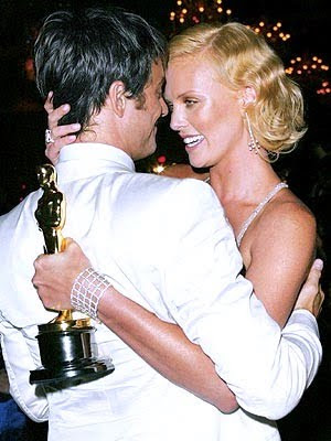 charlize theron monster. and Charlize Theron at