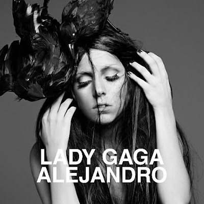 "Lady GaGa: Alejandro (official single cover) from ""The Fame Monster"" album"