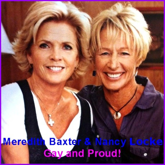 SOMEBODY NEEDS TO SAY IT!: NANCY LOCKE PHOTOS of MEREDITH BAXTER'S ...