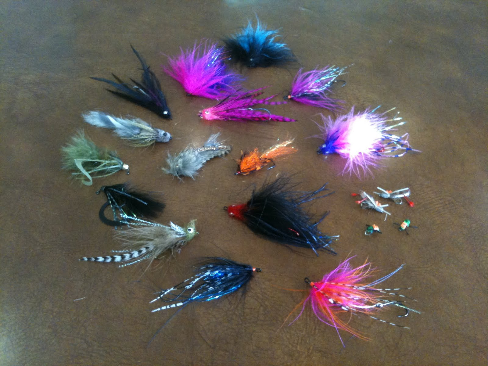 Country Pleasures Fly Fishing You Want Cool Bugs You Got
