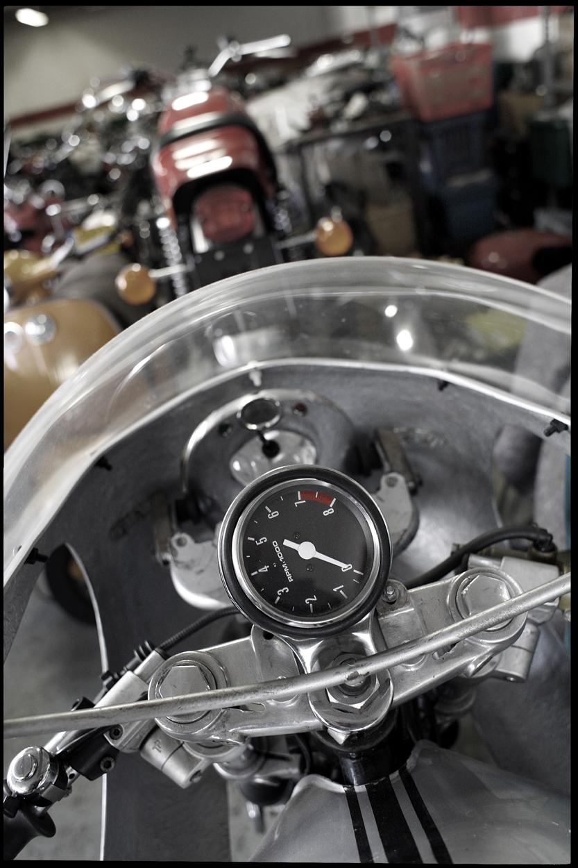 L 39 officina thomas caplain for Garage moto argenteuil