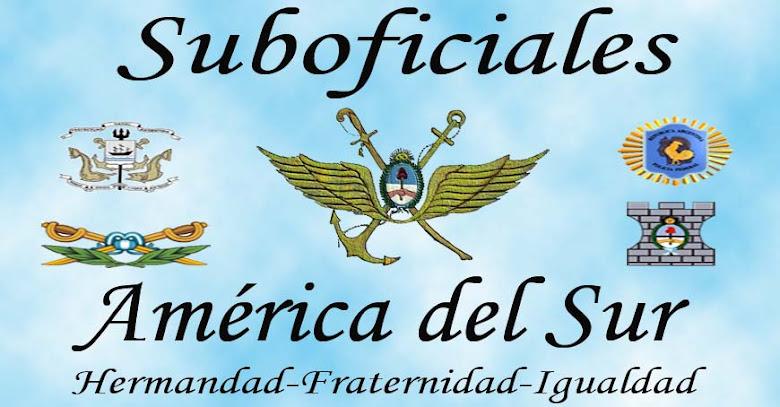 Suboficiales de América del Sur