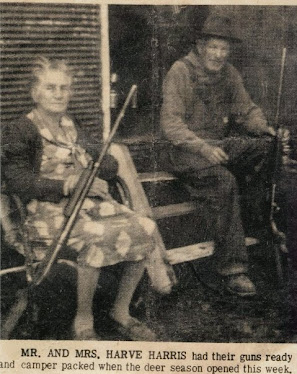 Great Grandma and Grandpa