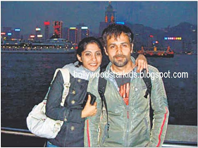 Emraan Hashmi and Wife Parveen On Vacation in Macau