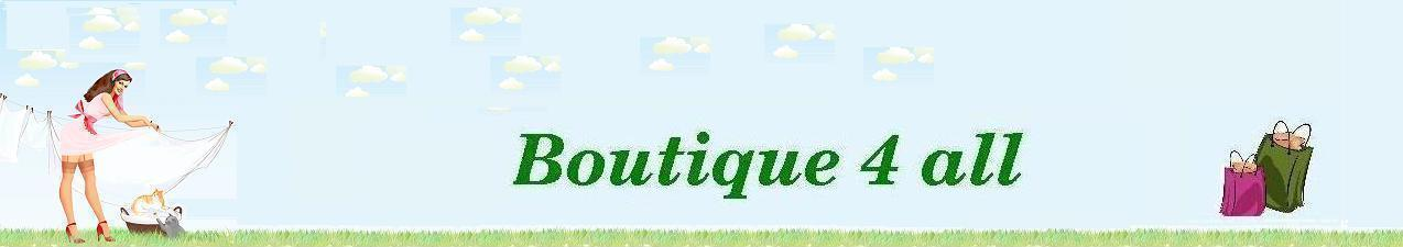 Boutique 4 All