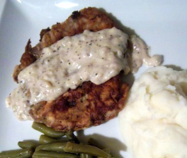 Who doesn't love chicken fried steak? If you said yes, then leave the ...