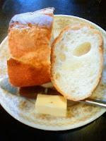 ほかほかフランスパン