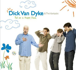 "Featured recording ""Dick Van Dyke and The Vantastix"""