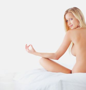 Top 10 Nude Yoga Poses