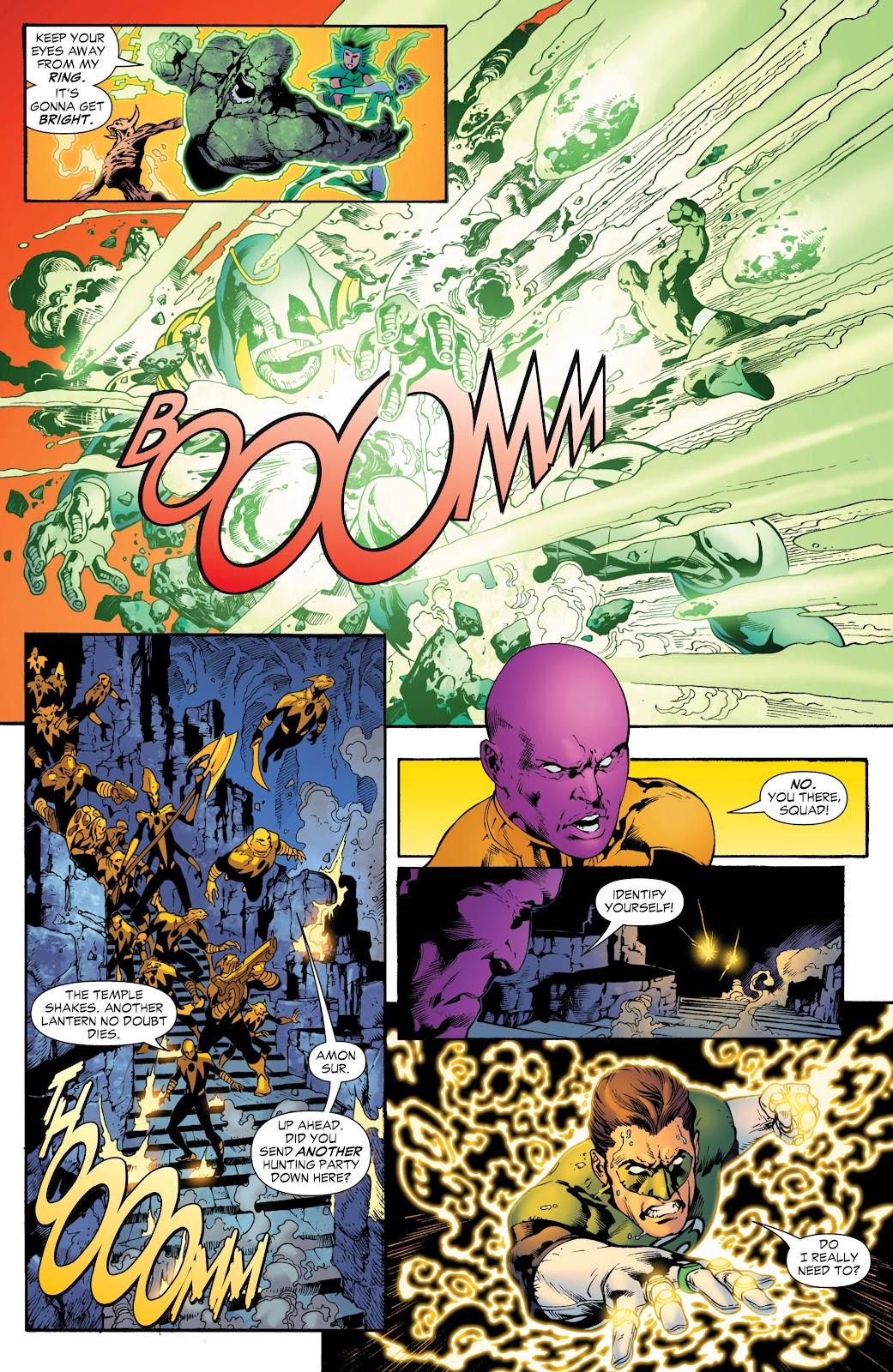 Green Lantern: The Sinestro Corps War Full #1 - English 146