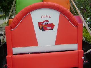 Sillones baules camas y respaldos infantiles personalizados a tu gusto cars espectacular - Camas infantiles de cars ...