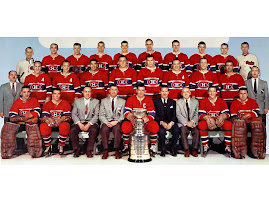 1958 Stanley Cup Champions