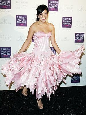 lily allen. Stars Stage: Lily Allen hot