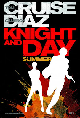 Knight and Day Pster