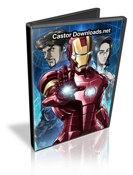 Anime Iron Man Legendado Hdtv 2010