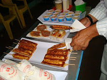 CREPES, MINI HOT DOGS, SORVETES...