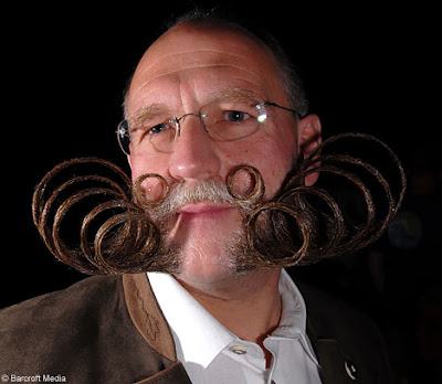 Mustaches with Beards
