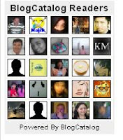 Blog Catalog Readers
