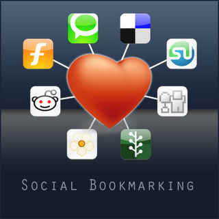 Social Bookmark Icon Set