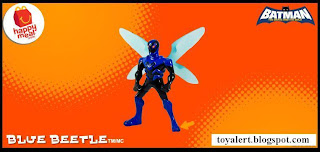 McDonalds Batman - The Brave and the Bold - Blue Beetle