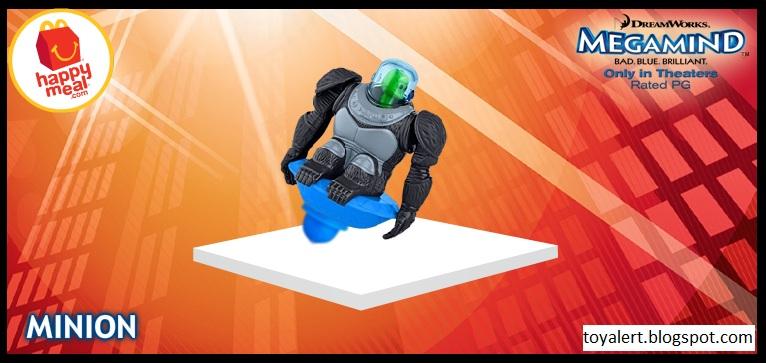 Megamind minion