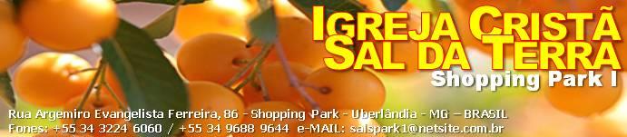 Sal da Terra Shopping Park I - Igreja Cristã