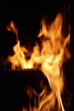 Arde la llama