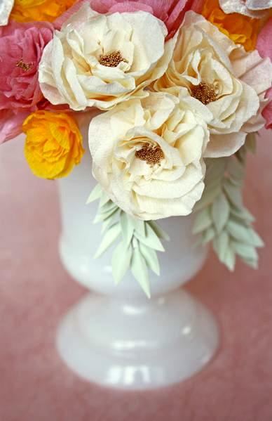 crepe paper flowers how to make. postID805amp;diy-crepe-paper-