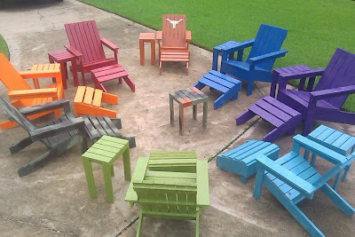 Adirondack Chair on Free Adirondack Chair Patterns   Woodworking Project Plans