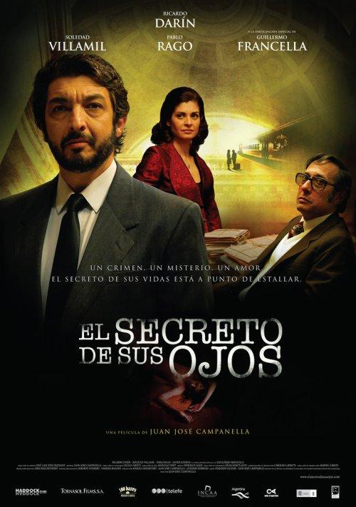 El Secreto de sus Ojos, pelicula argentina